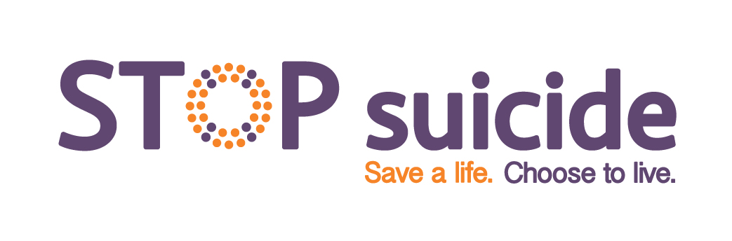 STOP Suicide logo